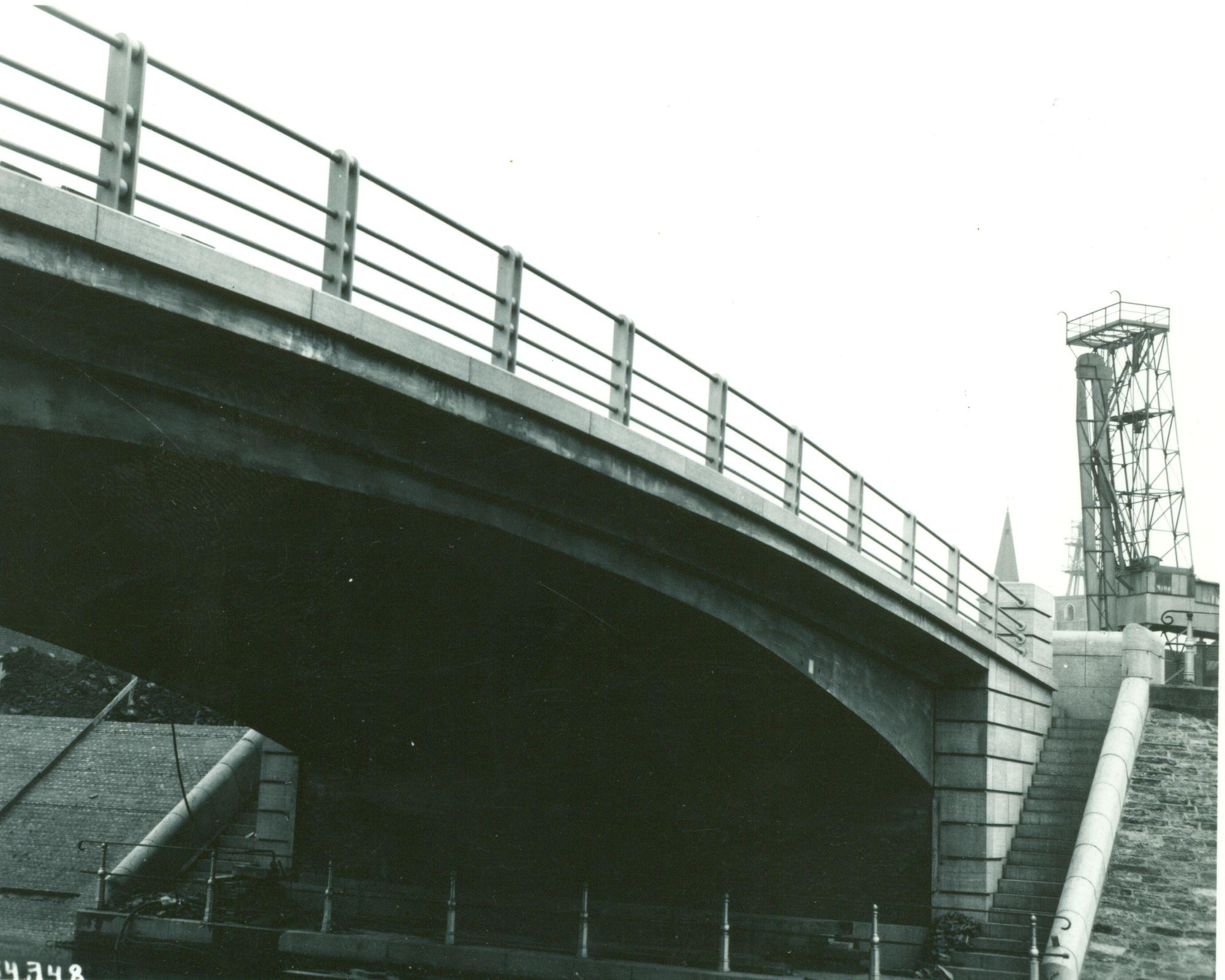 Reepbrug 1951