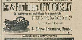 OTTO CROSSLEY