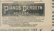 PIANOS DERDEYN