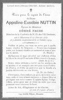 Appoline-Eusébie Nuttin