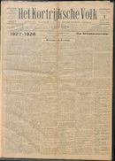 Het Kortrijksche Volk 1928-01-01