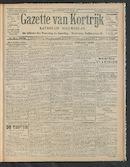 Gazette Van Kortrijk 1910-07-07 p1