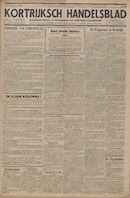 Kortrijksch Handelsblad 8 december 1944 Nr13
