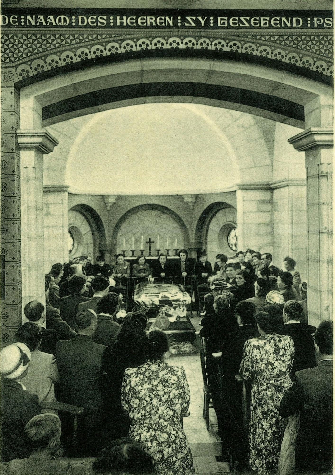 Pater Passionisten, kapel van Broeder Isidoor