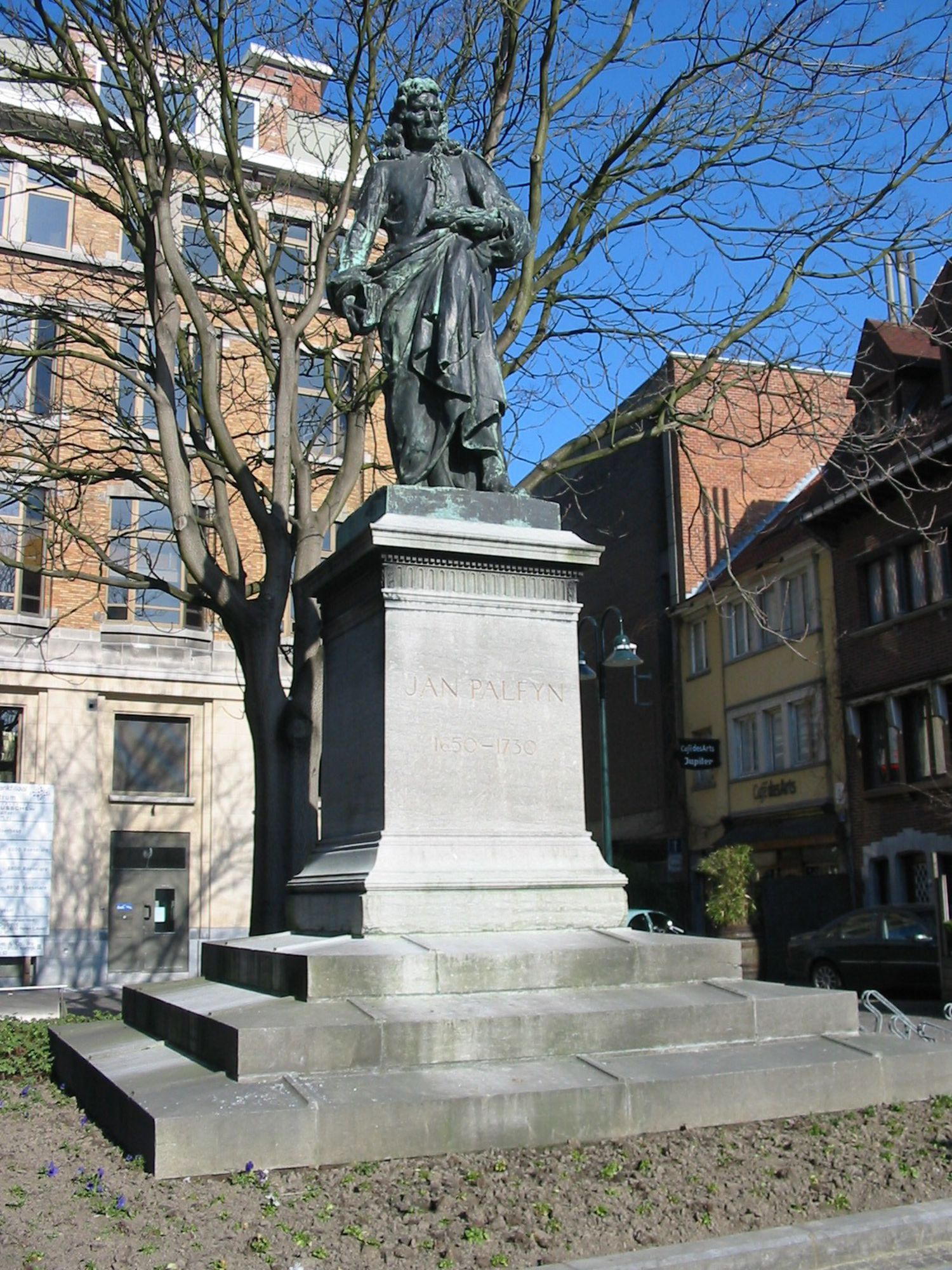 Monument Jan Palfijn