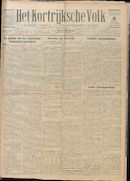 Het Kortrijksche Volk 1928-09-09