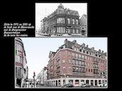 Havermarkt - Burgemeester Reynaertstraat anno 1975 en 2015