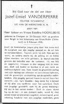 Jozef-Emiel Vanderperre