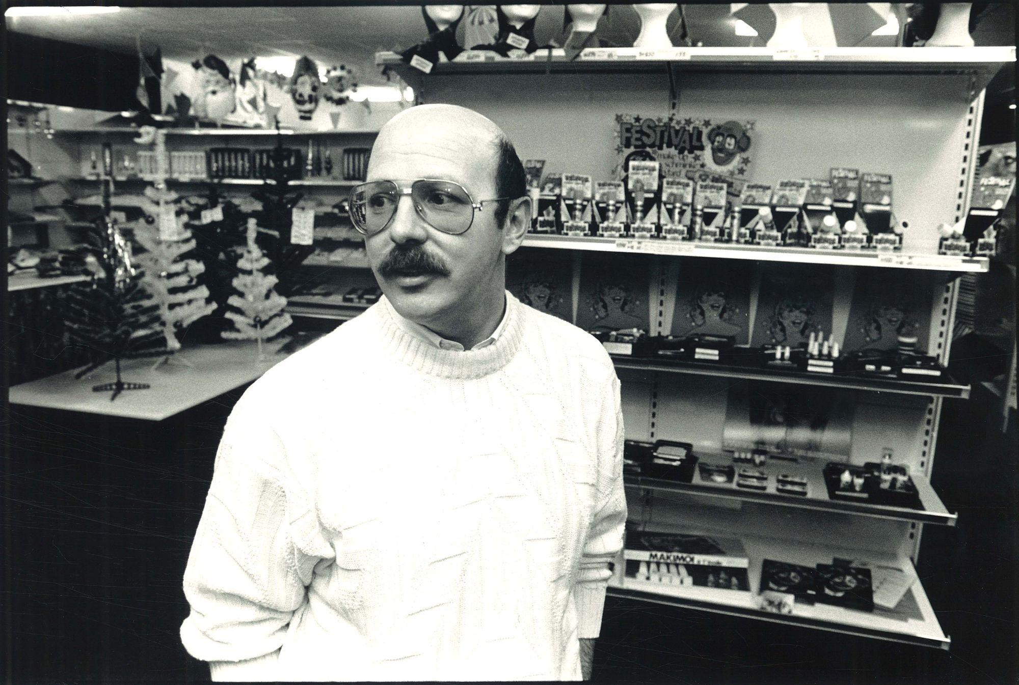 FARAM, de farcewinkel uit Wevelgem 1988