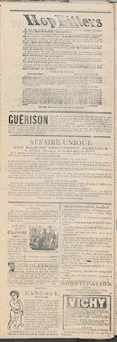 L'echo De Courtrai 1884-01-27 p4