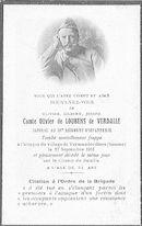 Olivier-Gilbert-Joseph de Loubens de Verdalle