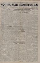 Kortrijksch Handelsblad 8 oktober 1946 Nr81
