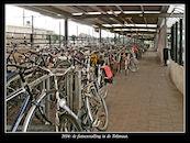 Fietsenstalling station