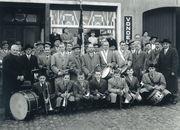 Straatje Bellegem: muziekkorps