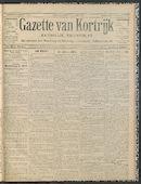 Gazette Van Kortrijk 1912-09-29