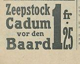 Zeepstock