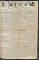 Het Kortrijksche Volk 1909-06-13