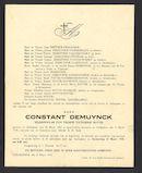 Constant Demuynck