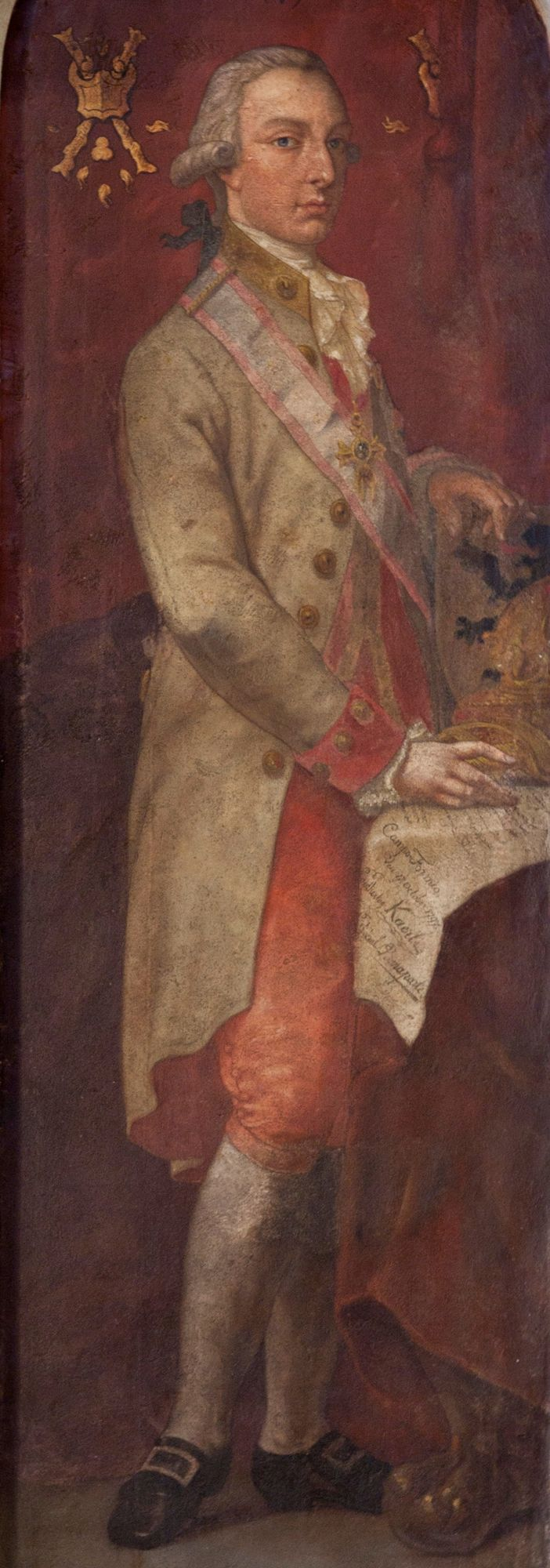 1792 - 1794 Frans II