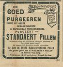 STANDAERT Pillen