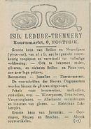ISID LEDUBE-TREMMERY