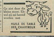 HUILE DE TABLE DES CHARTREUX