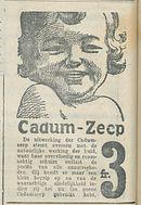 Cadum Zeep