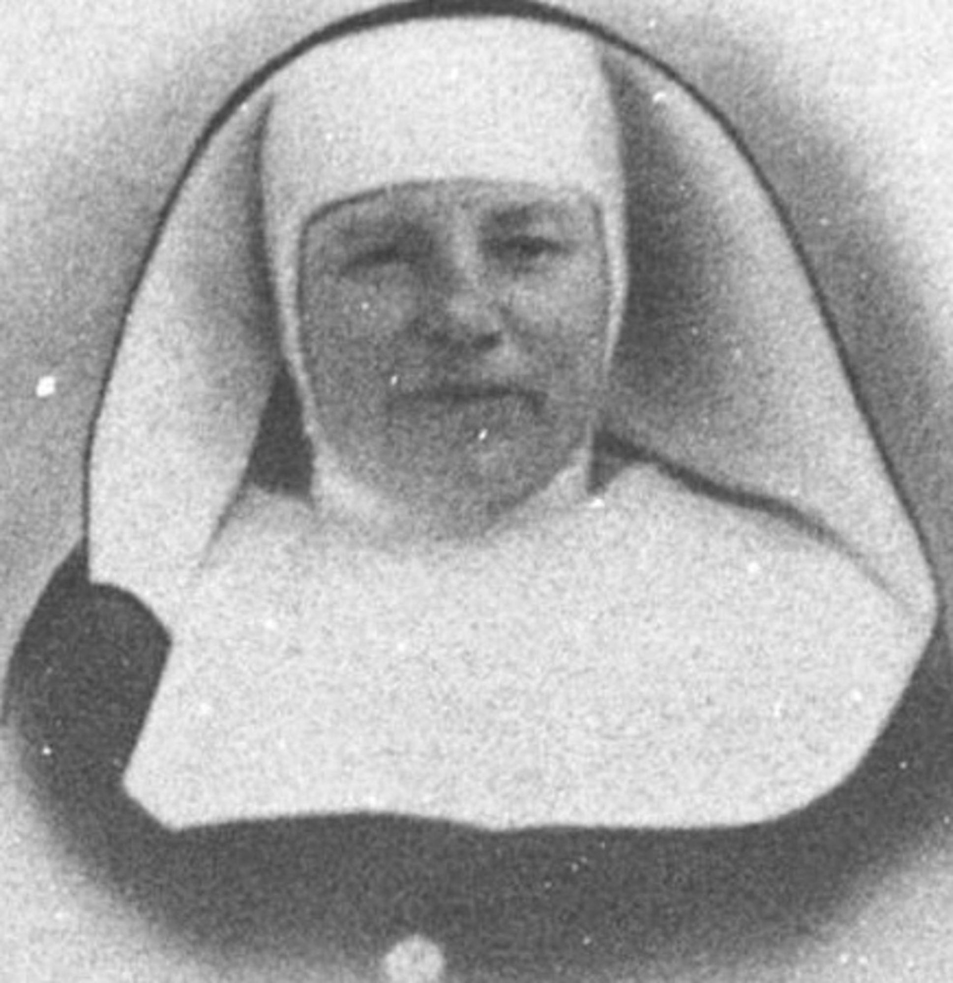 Zuster Alma Marie