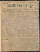 Gazette Van Kortrijk 1909-12-16