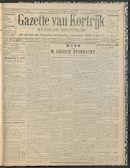 Gazette Van Kortrijk 1912-10-10