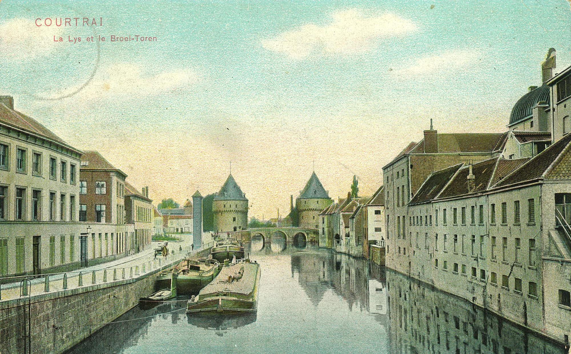 Broelkaai en Broelbrug