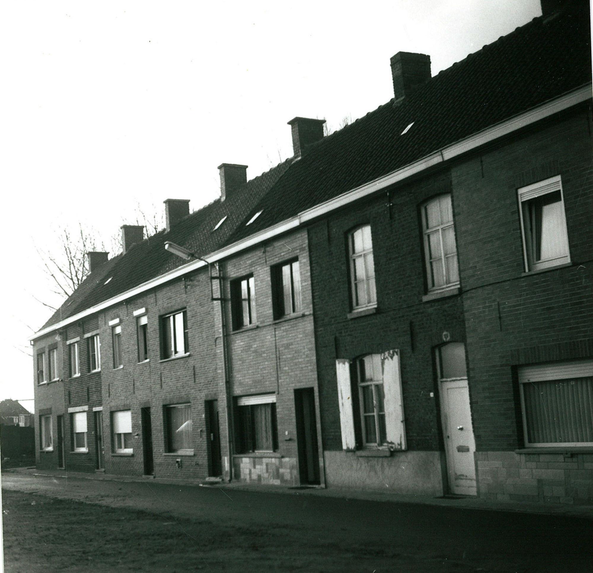 De 'Loodwitreke' in Heule 1986
