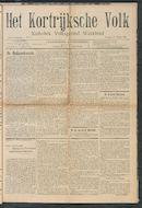 Het Kortrijksche Volk 1907-03-17 p1