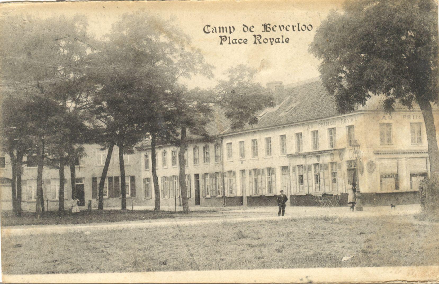 Westflandrica - het kamp van Beverloo