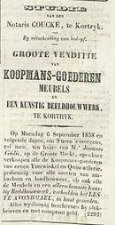 KOOPMANS-GOEDEREN MEUBELS
