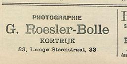 G Roesler-Bolle