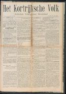 Het Kortrijksche Volk 1907-06-30