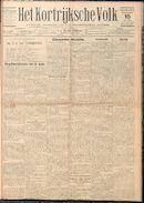 Het Kortrijksche Volk 1930-06-15 p1