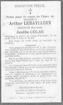 Arthur Lemaylleux