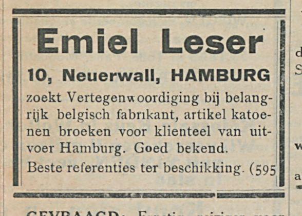 Emiel Leser