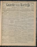 Gazette Van Kortrijk 1911-07-02