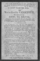 Maria-Cecilia Vandepitte