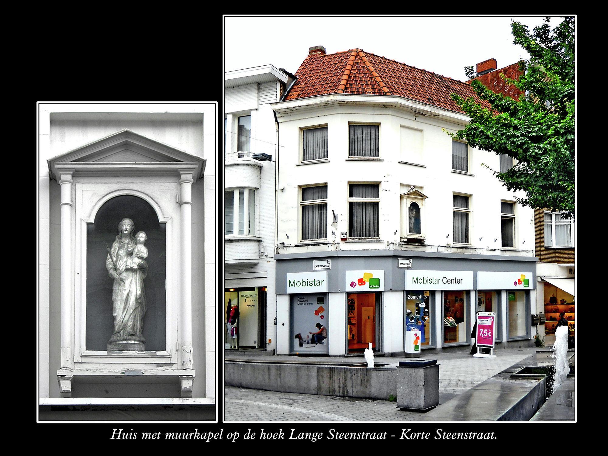 Muurkapel Lange Steenstraat