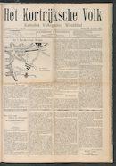Het Kortrijksche Volk 1907-08-18