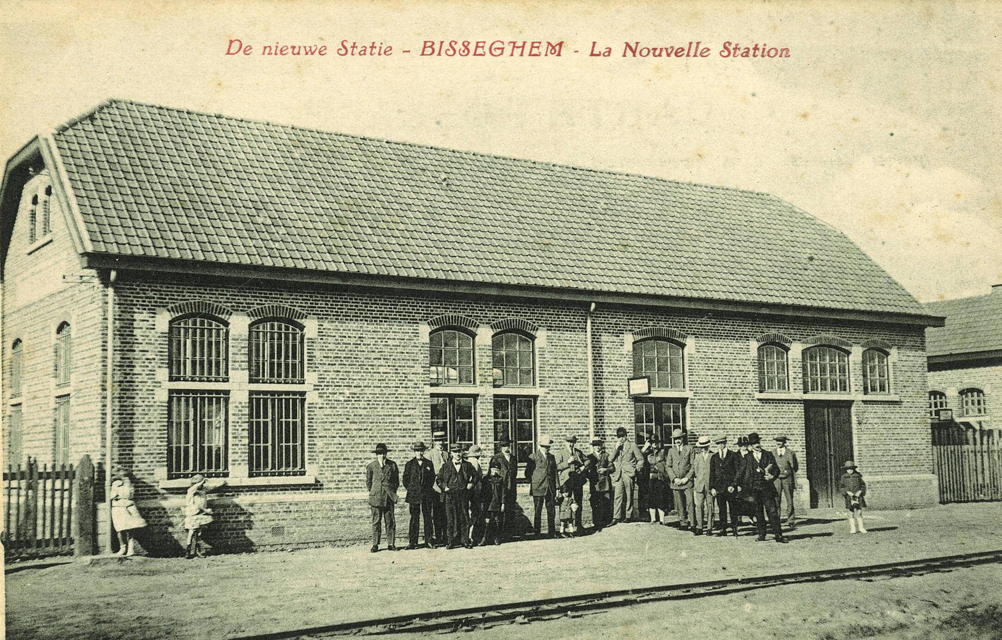 Bissegem station