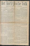 Het Kortrijksche Volk 1909-06-06