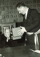 Huldiging 100-jarige Elisa Gaeremynck