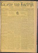 Gazette Van Kortrijk 1917-07-07