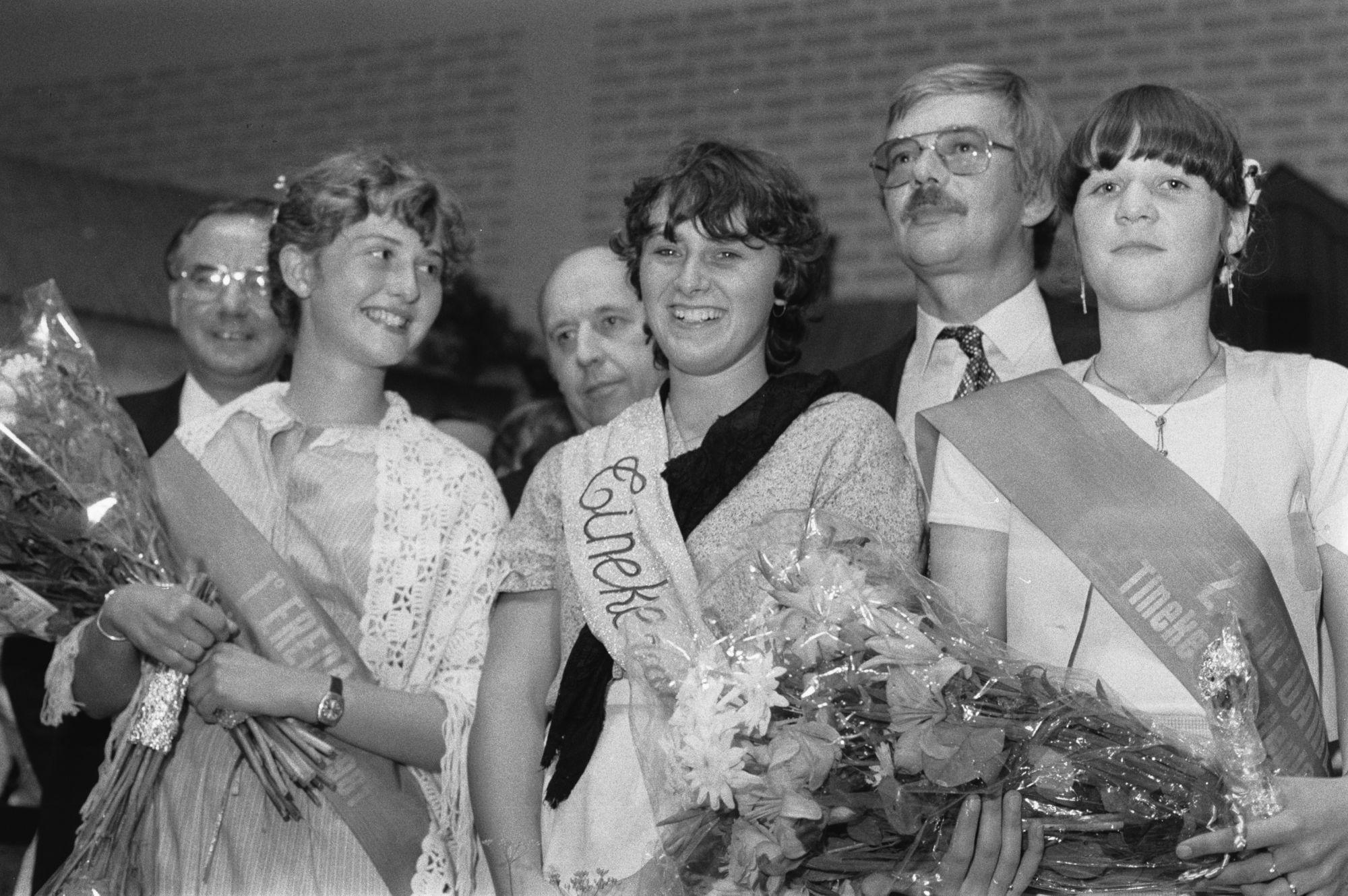 Tineke van Heule 1981