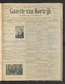 Gazette Van Kortrijk 1913-05-18 p1